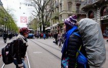 古い記事: スイスは、、高くて寒かった~編:お気楽主婦の世界一周
