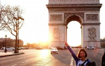 古い記事: パリとモンサンミッシェルは弾丸ツアー編:お気楽主婦の世界一周