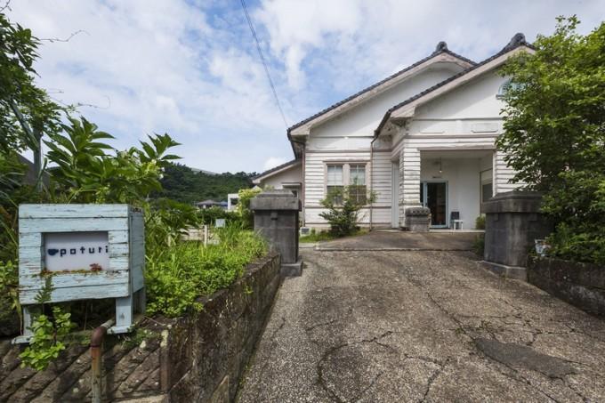 建物は文化庁の登録有形文化財に指定されている
