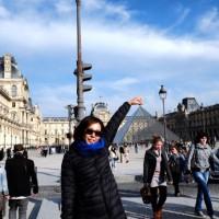 フランスと言えばルーブル美術館