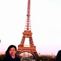 フランスと言えばエッフェル塔
