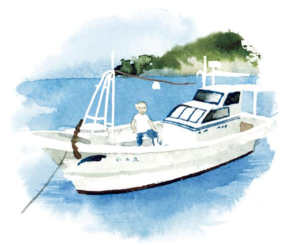 内之浦湾漁船クルージングは土日限定の予約制
