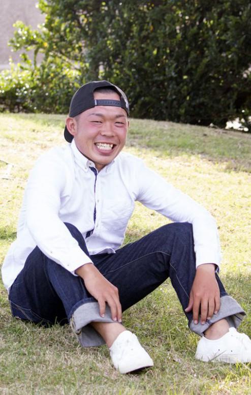 鹿児島ユナイテッドFC マネージャー 伊藤 健蔵さんの私服