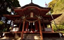 花尾神社社殿