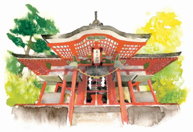 花尾神社 さつま日光とも称される美しさに魅了鹿児島市 Felia