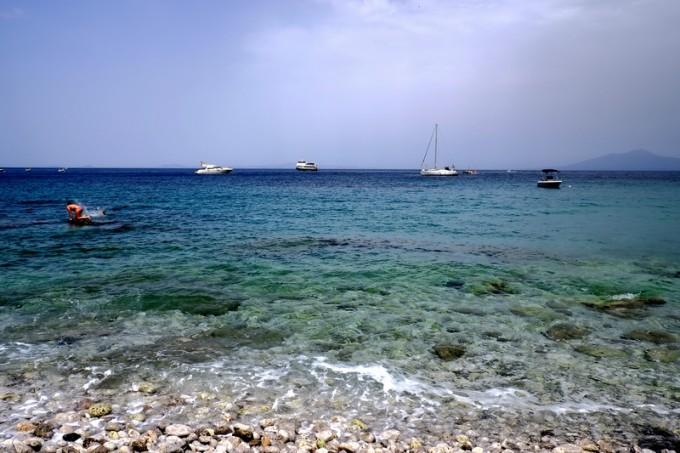 きれいな海。穏やかな時間