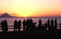 古い記事: 火之神公園 | 開聞岳から昇る朝日は力強くも幻想的(枕崎市)