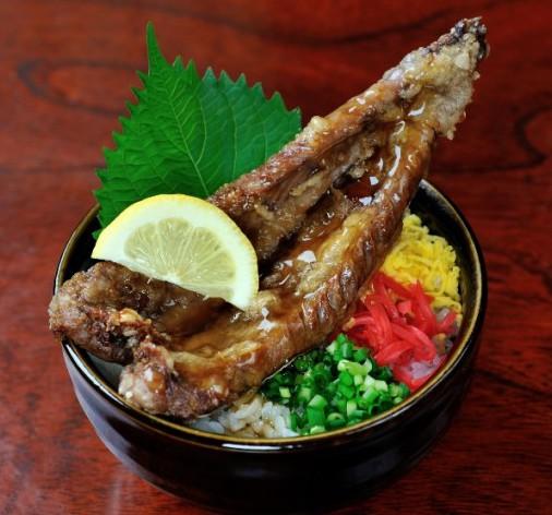 枕崎鰹大トロ丼