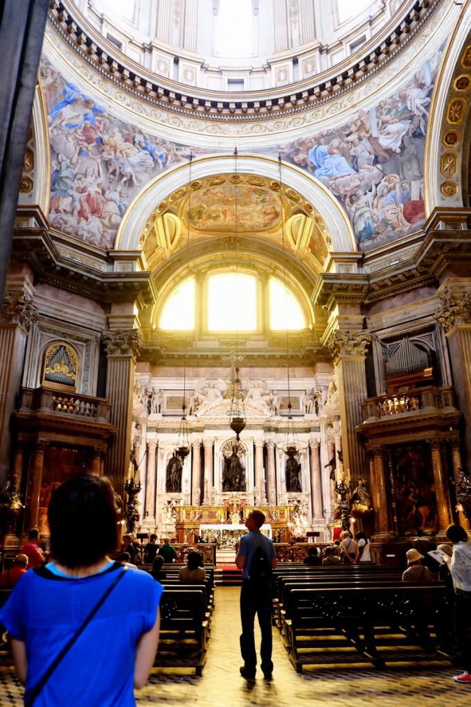 美しい礼拝堂