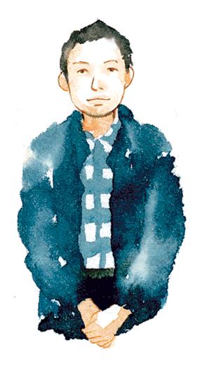 「人情味を感じさせるのが那須先生の風刺画の特徴です」と藤崎さん