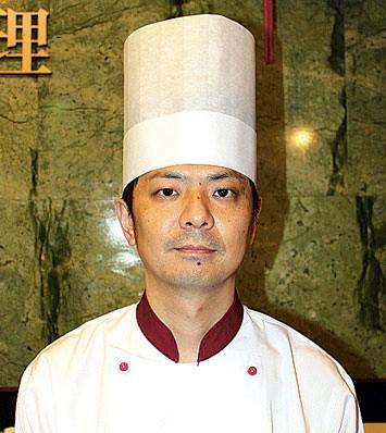 広東料理 翡翠廳 中華調理長 田村 弘明さん