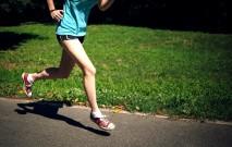古い記事: もうすぐ春。新作ジョギングウェアをPick up
