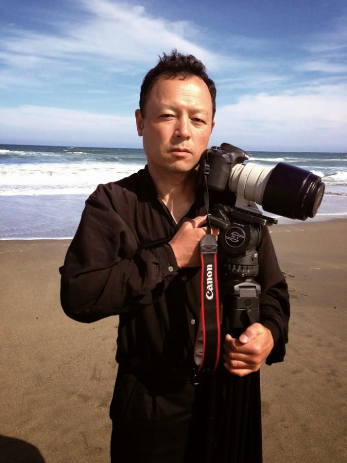 「シロナガスクジラに捧げるバレエ」撮影地(千葉県)