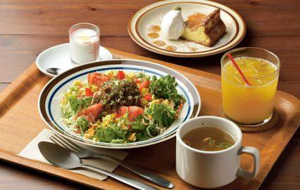 CAFE510 野菜たっぷりタコライスセット