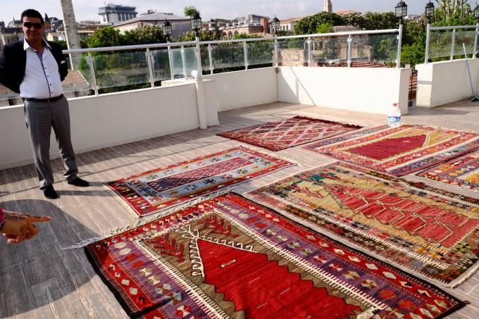 これぞ、トルコ絨毯!
