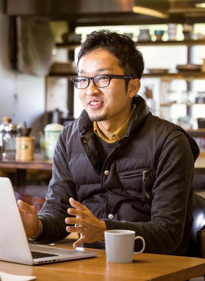 デザイナー・オンドデザイン事務所代表 馬頭 亮太さん