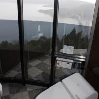 針尾公園の展望トイレ