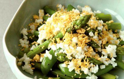 古い記事: アスパラガス・ミモザ風 | 多仁亜の旬を食べるレシピ