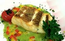 古い記事: 真鯛のムニエル バジル黒酢マヨネーズソース   黒酢の達人レ