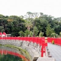 照島神社へ