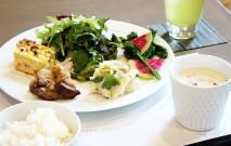 CHAHO SHIMODOZONO「お菜ランチ」