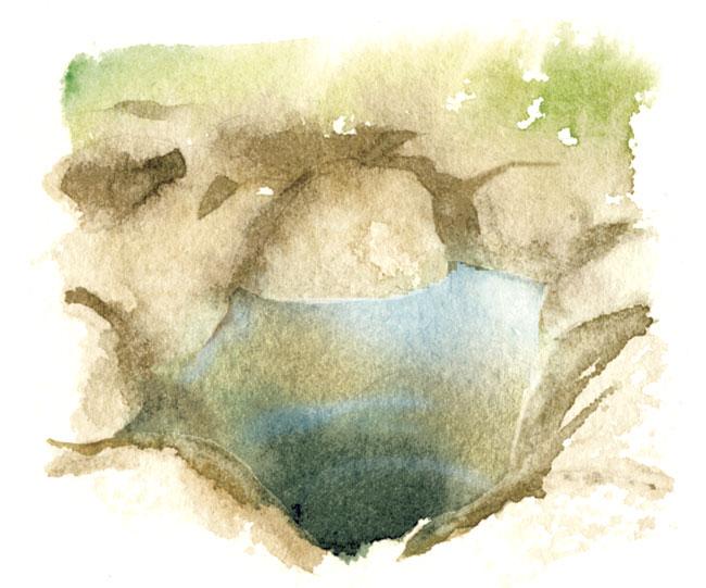 宮之城温泉の足湯