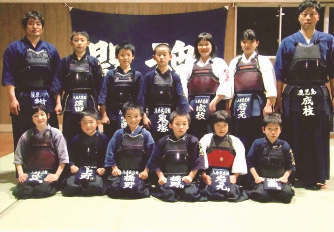 入来武道館剣道スポーツ少年団