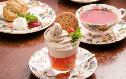 古い記事: 紅茶で優雅なひと時を。心身ともにリラックスできるスポット4選