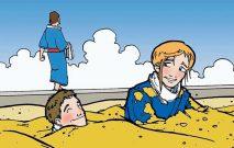古い記事: IBUSUKI SAND BATHS(指宿の砂蒸し温泉)/親