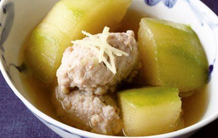 古い記事: 夏野菜・冬瓜を使った鶏団子のスープ | 多仁亜の旬を食べるレ