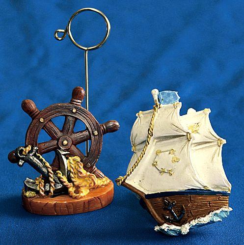 ヨットなどマリンモチーフのマグネット