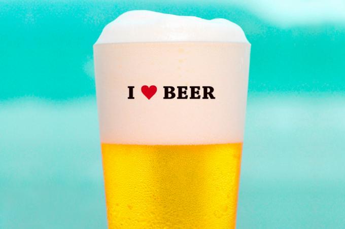 I LOVE BEER!!!とにかくビールが好き