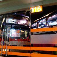 夜行バス乗り場