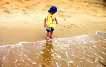 古い記事: 海は大きなプールだね!だって/ちびっ子たちの『むじょか』話