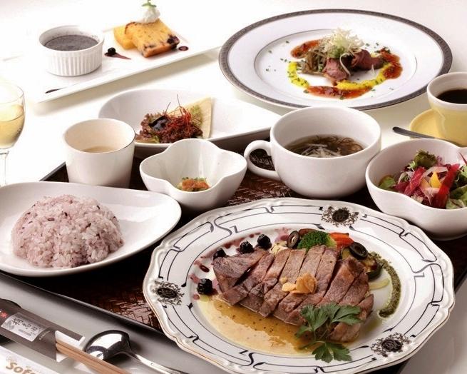 黒酢レストラン桷志田