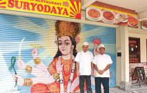 古い記事: スリョダヤ | 辛さが選べる本場・インドのカレー(鹿児島市中