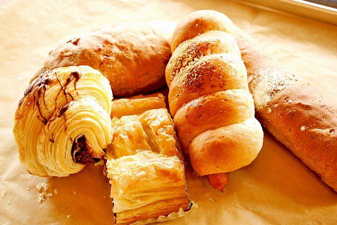 Comugico(小麦粉)のパン