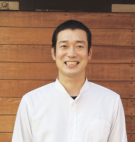 家のじ店長 越智尚徳さん