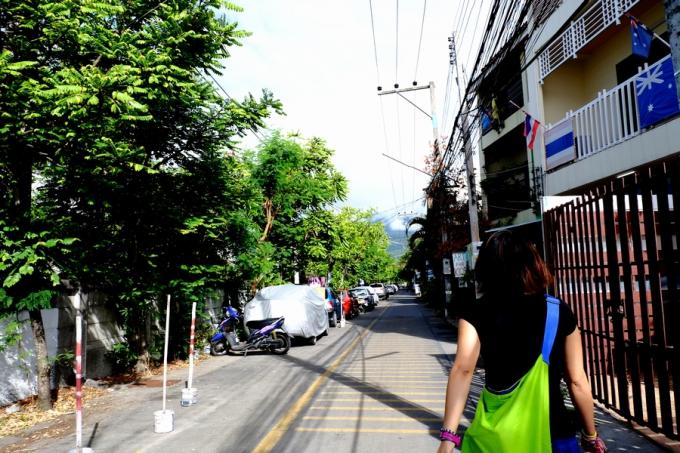 タイ・チェンマイにて。ついに本業の勉強がスタート