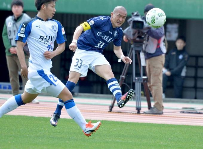 鹿児島U MF_33 田上 裕選手