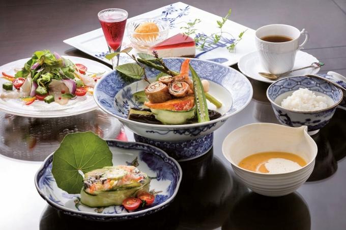 まりん'sガーデン「色彩料理」