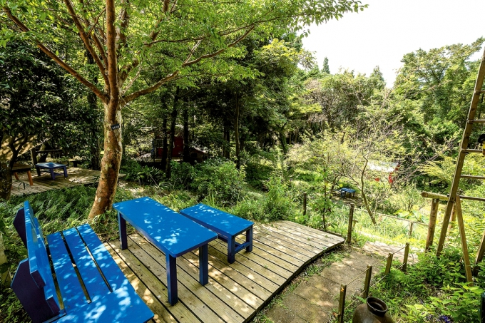 ガーデンカフェ ウインドの森