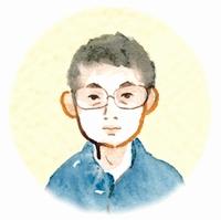 山下 博行支局長イラスト