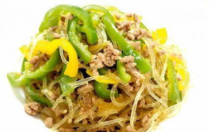 古い記事: ピーマン春雨 | かごしま旬野菜レシピ
