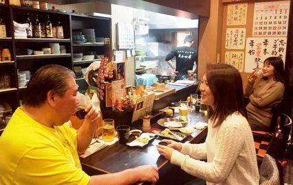 古い記事: 天手古舞 | 元関取が大将。ちゃんこ鍋は相撲部屋の味なのだ