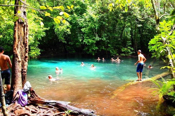 Hot Stream Resort 自然豊かなリゾート