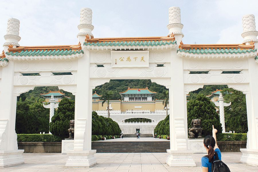 故宮博物院は世界四大博物館の一つ