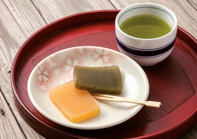 川口茶舗「いっぷくセット」