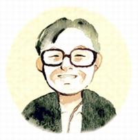 薩摩川内総局長下栗さんイラスト