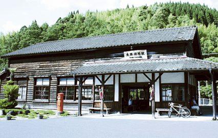 古い記事: 県内最古の木造駅舎・大隅横川駅 | 建物探訪編